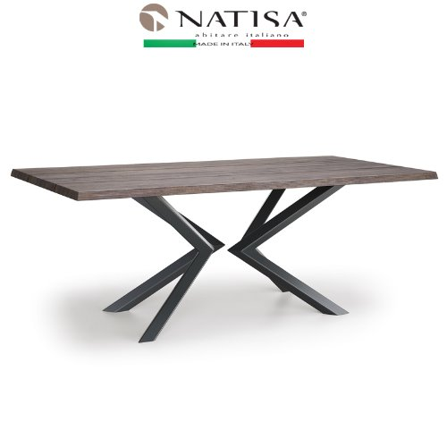NATISA  SHIFT GNE GREY 2200L 시프트 다이닝테이블  (100% ITALY)