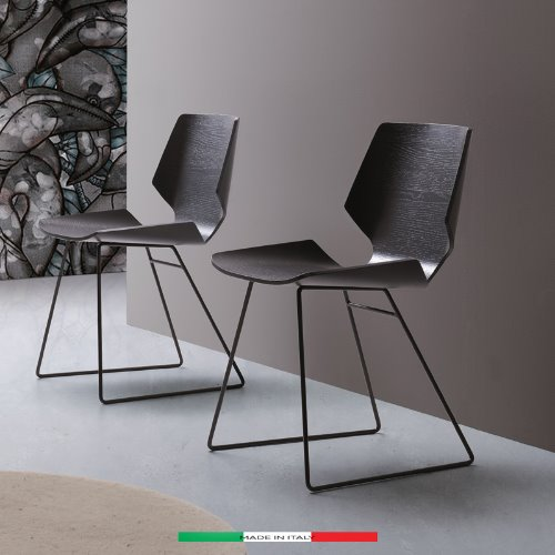 NATISA  LINZ CHAIR (100% ITALY),린쯔원목체어